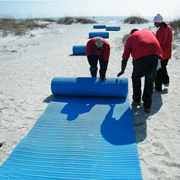 Pathmat Beach Access Walkway Matting Typar
