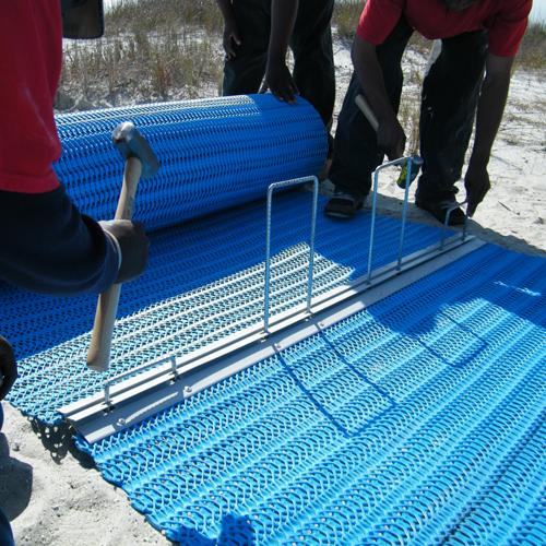 Pathmat Beach Access Walkway Matting Typar